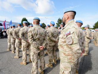 Vláda vyslovila súhlas s vyslaním Ozbrojených síl SR mimo Slovenska