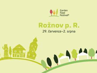 Garden Food Festival – Rožnov pod Radhoštěm