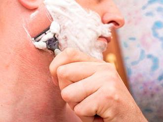 Vyberáte si holiaci strojček? Skúste obľúbený Gillette Fusion