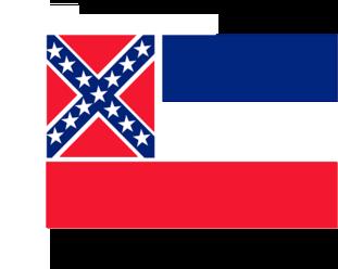 Guvernér Mississippi podpísal zákon o zmene štátnej vlajky
