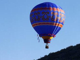 Floridská firma chce organizovať lety balónom z Aljašky do vesmíru