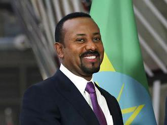 Pri demonštráciách v etiópskom hlavnom meste Addis Abeba proti zabitiu speváka zahynulo najmenej des