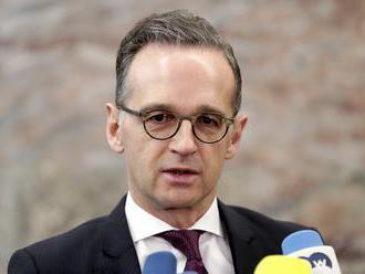 Maas v úvode predsedníctva žiada jednotný prístup EÚ k Číne