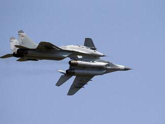 Cvičný let stíhacích lietadiel MiG – 29 môže spôsobiť supersonický tresk