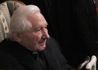 Zomrel brat niekdajšieho pápeža Benedikta XVI., Georg Ratzinger