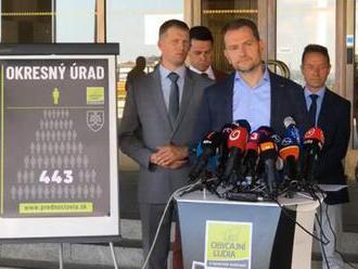 Vládne hnutie OĽaNO vybralo 70 kandidátov na prednostov okresných úradov