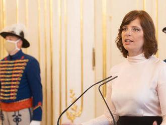 Prezidentka poverila Remišovú riadením nového ministerstva