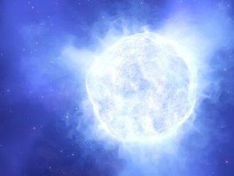 Astronómovia sa snažia vysvetliť zmiznutie veľkej hviezdy