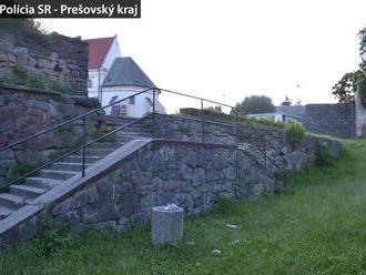 Za letný sex uprostred Prešova môže ísť pár na roky do väzenia