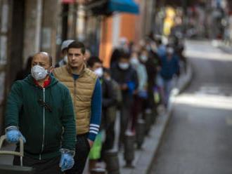Madrid nabádá k nošení roušek šotem s kremační pecí