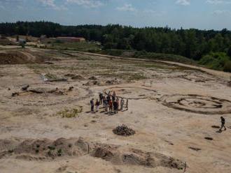 Archeologové našli na Táborsku hroby z doby železné