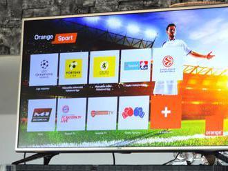 Stanice Orange Sport dočasne pre všetkých klientov Orange TV
