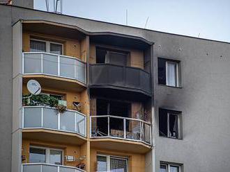 Zoufalství po požáru v Bohumíně. Neznáme ještě jména všech obětí, zní z radnice