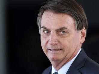 Facebook zablokoval 12 účtov podporovateľov brazílskeho prezidenta