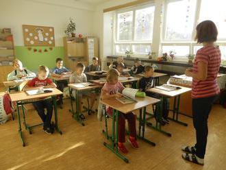 O projekt zlepšujúci inkluzívne vzdelávanie má záujem viac škôl ako ministerstvo predpokladalo