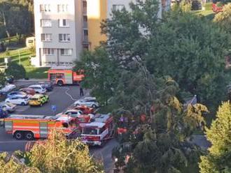 Požiar paneláku v českom meste Bohumín si vyžiadal 11 mŕtvych vrátane 3 detí