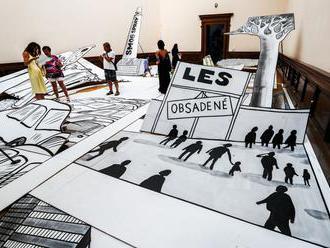 Unplugged v Rudolfinu: Na ekologické výstavě se 11 umělců zamýšlí nad světem