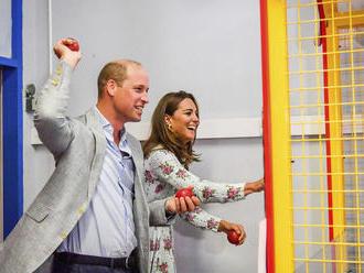 Krásna Kate s Williamom prekvapili, prišli neohlásení! A potom... ako malé deti