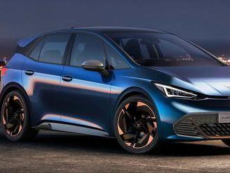 Cupra El Born: Elektrický Volkswagen sa zmení na španielsky hothatch