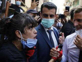 Bejrút po výbuchu: hnev a zúfalstvo