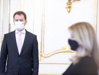 Očista GP sa posúva, hovorí premiér. Veto prezidentky ho mrzí