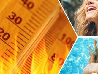 Slovensko čaká poriadne horúci týždeň: Teploty budú vyskakovať nad tridsiatky, má to však jeden háči