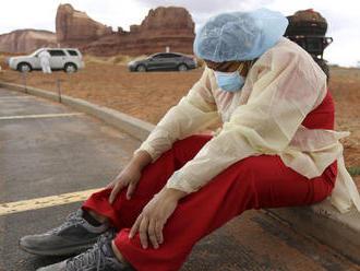 Mexiko hlási rekordných počet prípadov nákazy koronavírusom