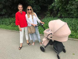 Erika Judínyová nám ukázala dcérku: Na koho sa malá Ella podobá?