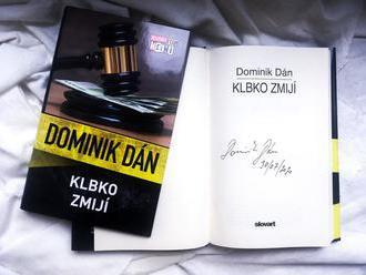 Spisovateľa Dominika Dána vyhodili z ministerstva. Do roboty si chodil iba po výplatu