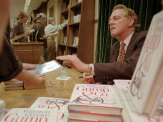 Zemřel Winston Groom, autor knižní předlohy snímku Forrest Gump