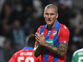 Ondrášek byl rád, že dal Bohemians gól a nezlomil si palec u ruky