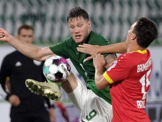Schick v lize debutoval za Leverkusen při remíze s Wolfsburgem