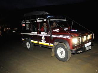 Horskí záchranári pomáhali na východe Slovenska vyčerpaným deťom