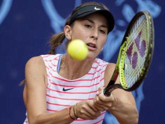 Benčičová prehrala v 2. kole turnaja WTA v Ríme s Koviničovou