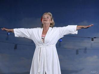 Herečka Divadla Andreja Bagara Eva Pavlíková sa dožíva 60 rokov