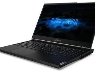 15'' základní herní notebook, který nabídne AMD i Intel - Lenovo Legion 5