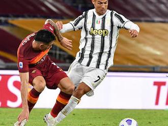 Nem bírt a Juventus az AS Romával