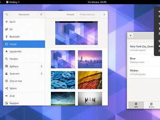 GNOME opustí řadu 3.x a příští verzi označí číslem 40