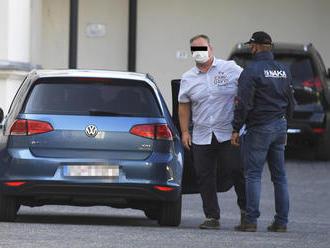 Ústavný súd vyslovil súhlas so vzatím žilinského sudcu Béreša do väzby