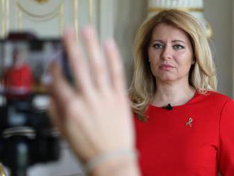 Bratislava: Zastávky na Hodžovom námestí ohlasuje po novom prezidentka