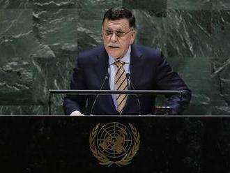 Líbya: Premiér Sarrádž je pripravený odovzdať moc novej vláde
