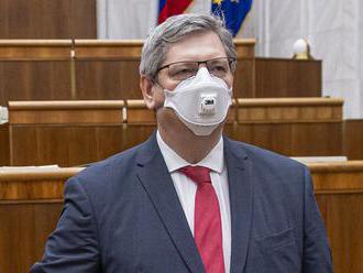 Boris Susko: Návrh novely zákona o zaistení majetku obsahuje viaceré prílepky