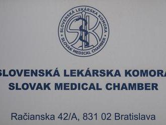 Lekárska komora preverovala situáciu v popradskej nemocnici, chce sa stretnúť s ministrom