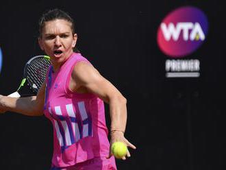 Svitolinová postúpila do osemfinále na turnaji WTA v Ríme