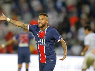 Tresty po derby Paríž St. Germain – Olympique Marseille: Kurzawa 6 zápasov natvrdo, Neymar dva