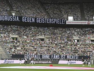 V Nemecku po dohode s politikmi budú zápasy aj s obmedzeným počtom divákov na tribúnach, v Dortmunde