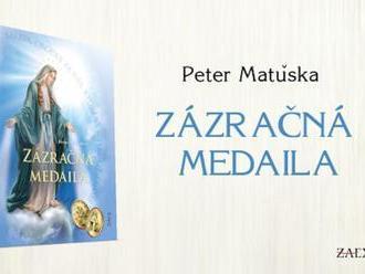Vydavateľstvo ZAEX vydalo knihu svedectiev zázračnej medaile