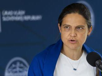 Vyhliadnuté mám viaceré mená, hovorí Kolíková o generálnom prokurátorovi