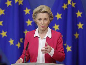 Ursula von der Leyenová chce zaviesť pre občanov EÚ jednotnú digitálnu identitu
