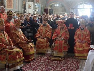 V Užhorode uviedli do úradu apoštolského administrátora Mukačevskej eparchie